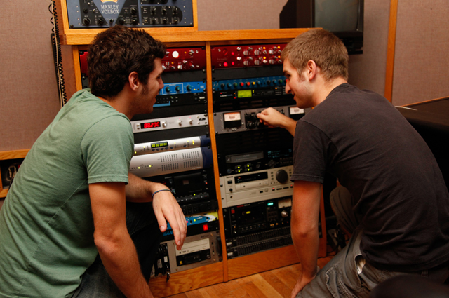 """Learning How to Use """"Outboard Gear"""""""